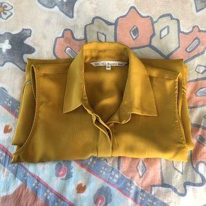RACHEL ROY: mini dress/vest